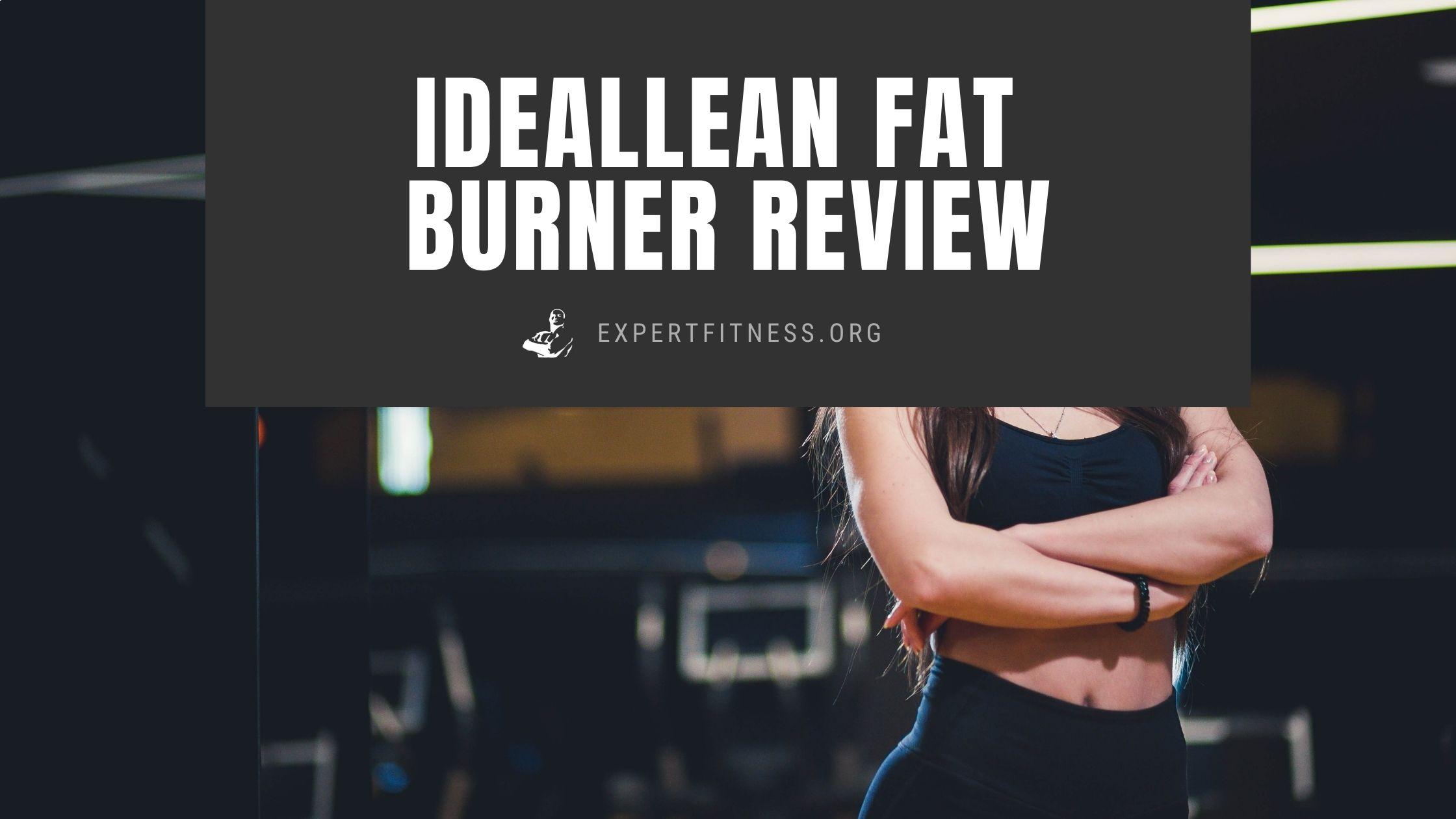 ideallean fat burner review