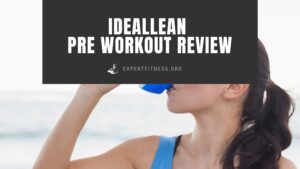 ideallean pre workout review