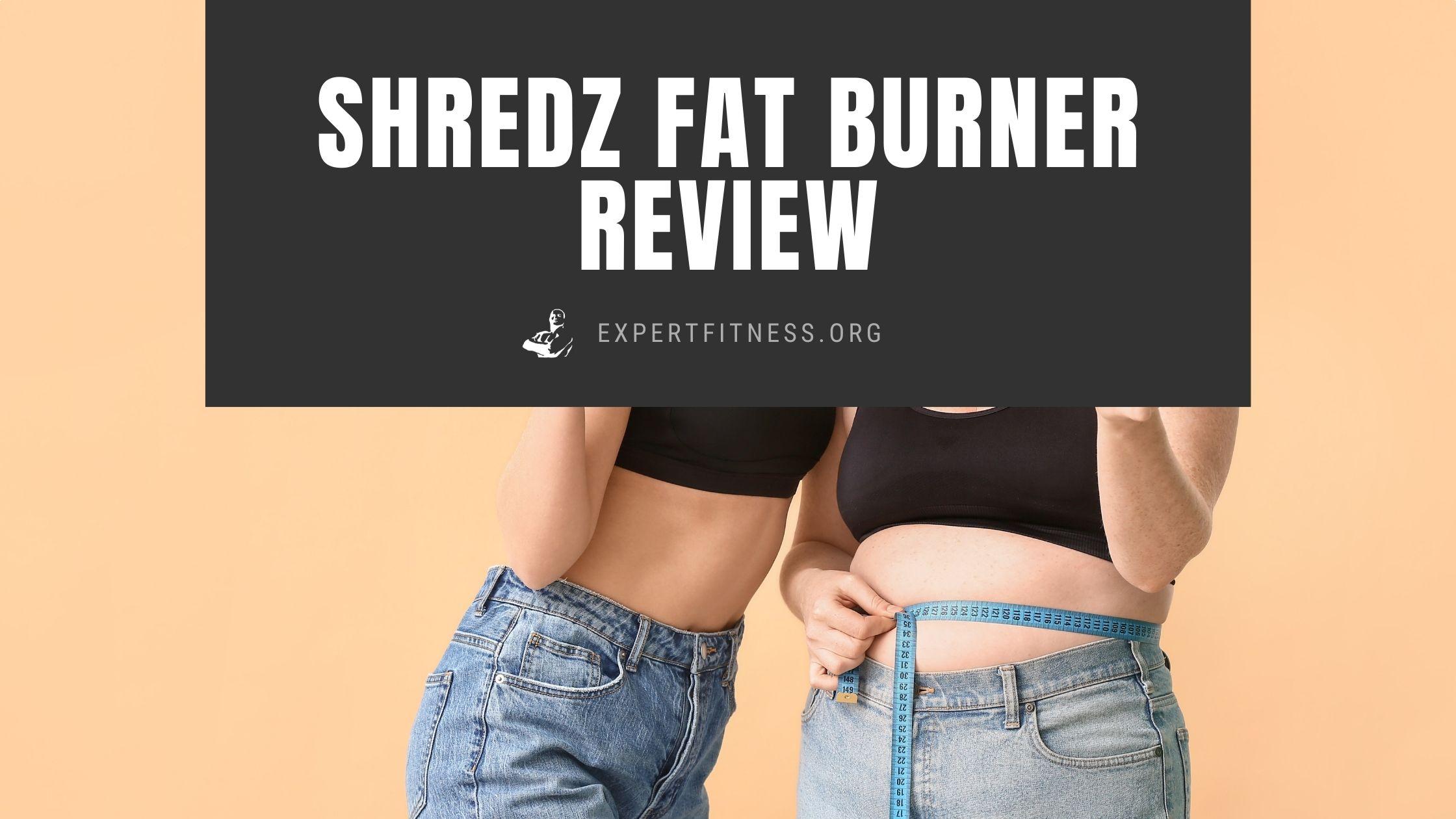 shredz fat burner for women review