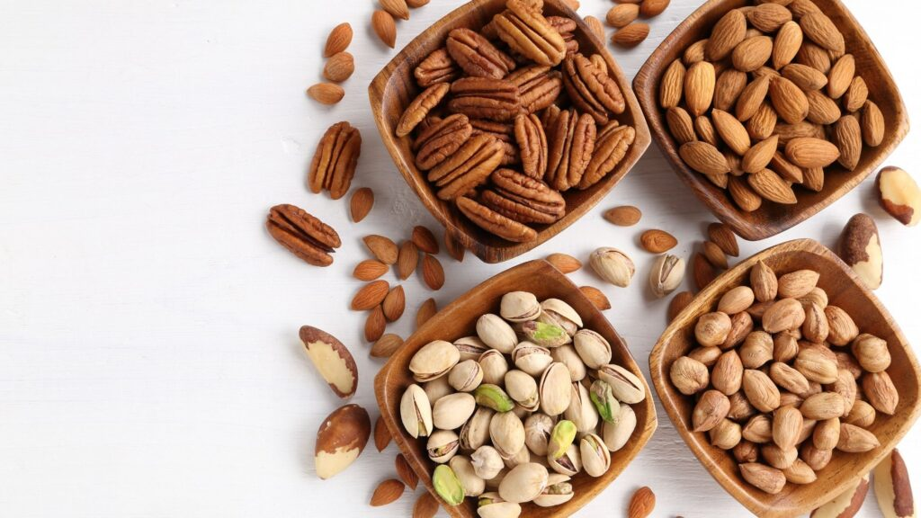 reduce testosterone nuts