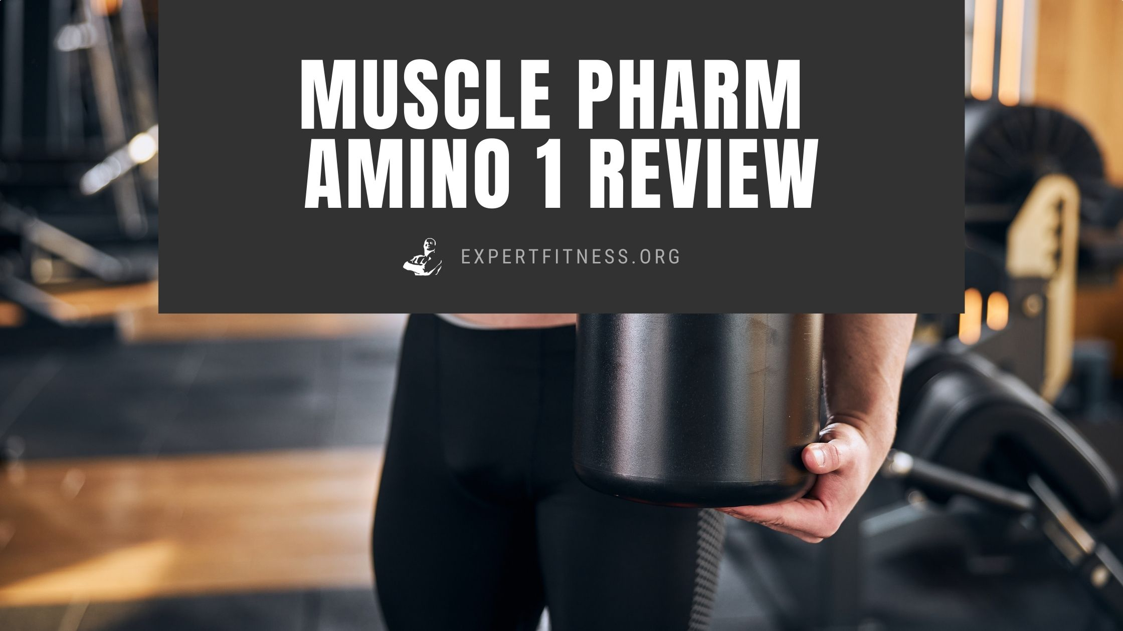 Muscle Pharm Amino 1 Review