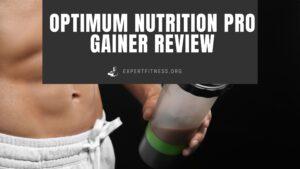 Optimum Nutrition Pro Gainer Review