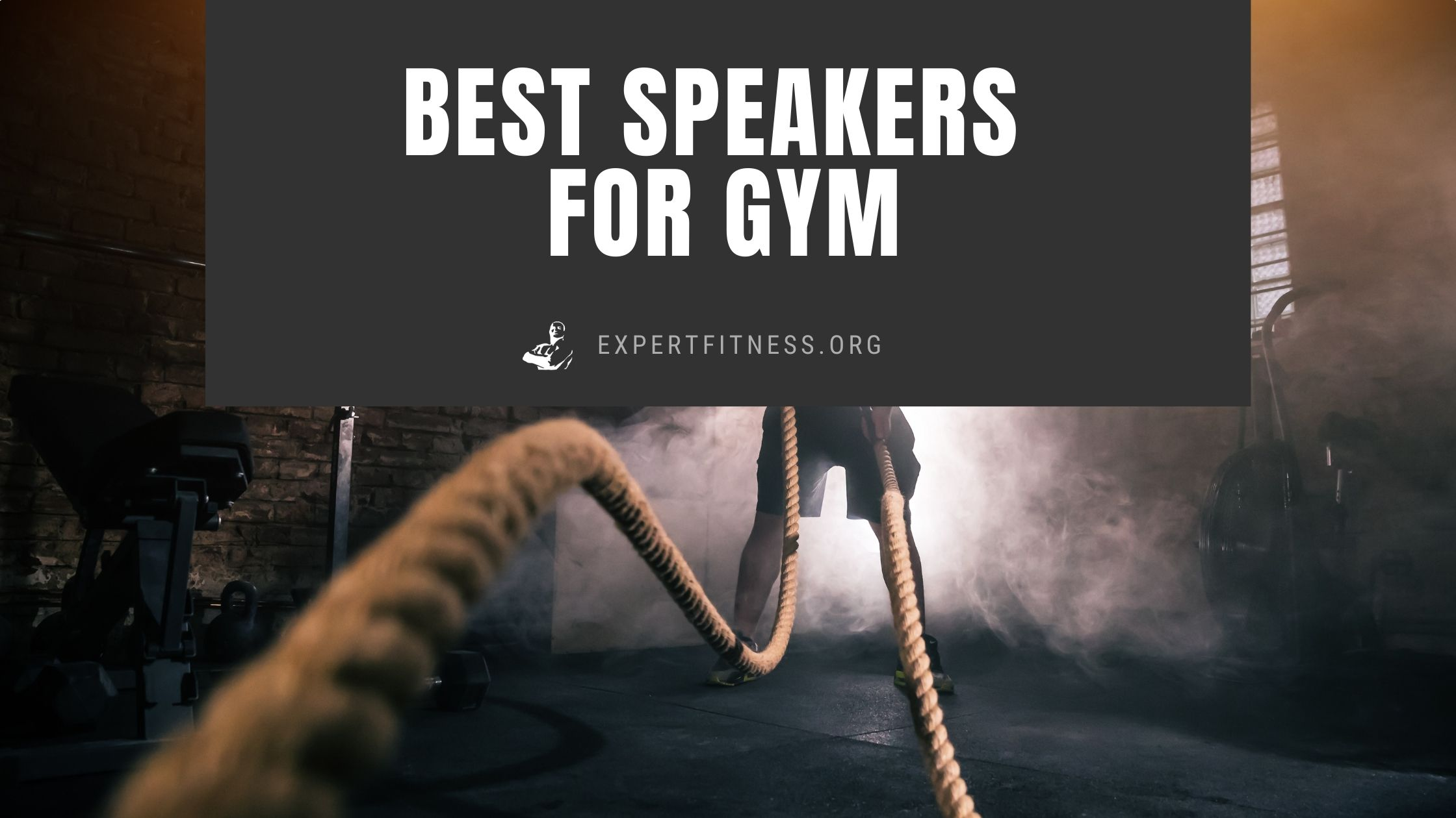 best speakers for gym