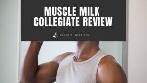 muscle milk collegiate review