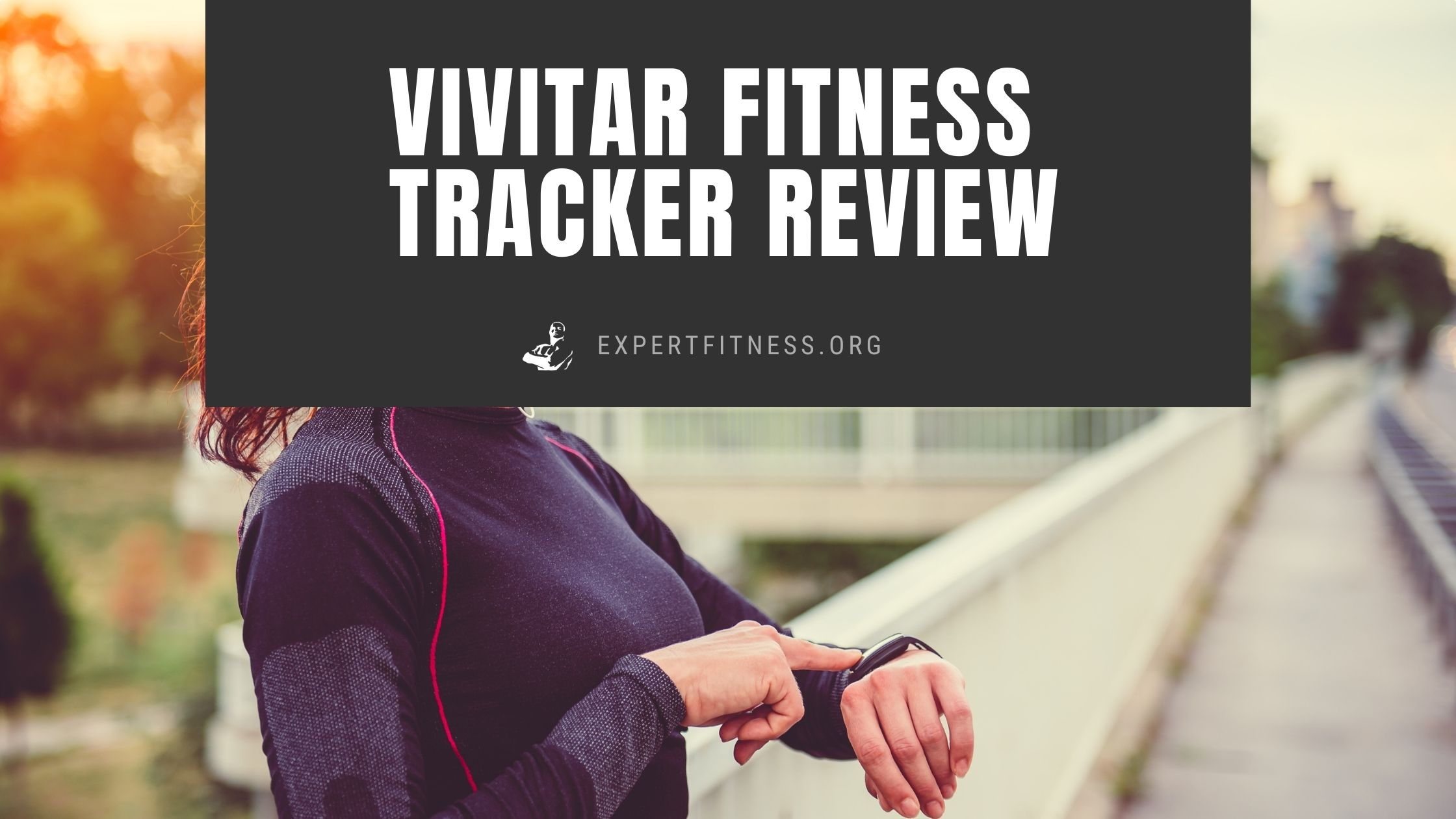 vivitar fitness tracker review